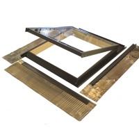 Lucernario tetto mansarda KP Axel edilizia alluminio piombo