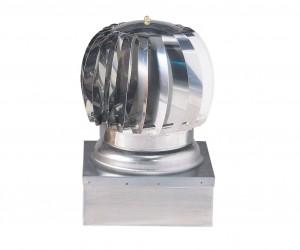 aspiratore eolico inox