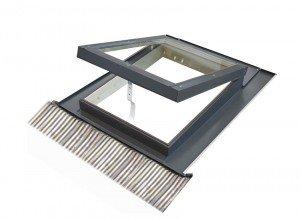 Lucernari universali si misura finestre pratika finestre for Finestre per tetto