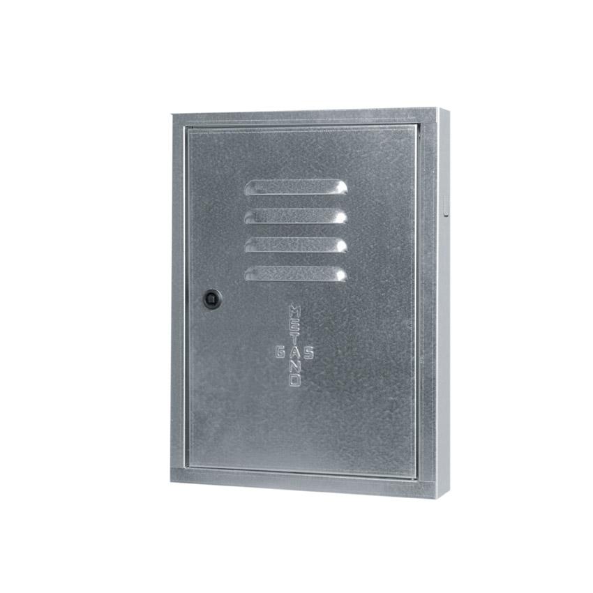 Cassette e sportelli acqua gas ed ispezione for Sportello gas bricoman