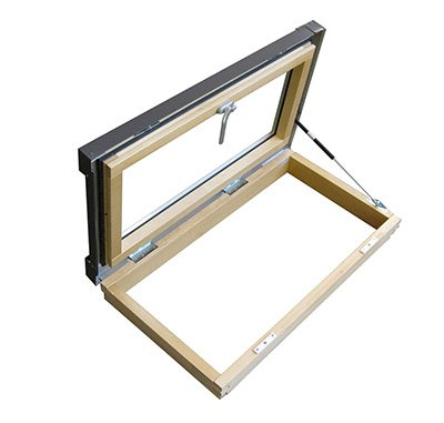 Modello BHLX Lucernario per uscita tetto