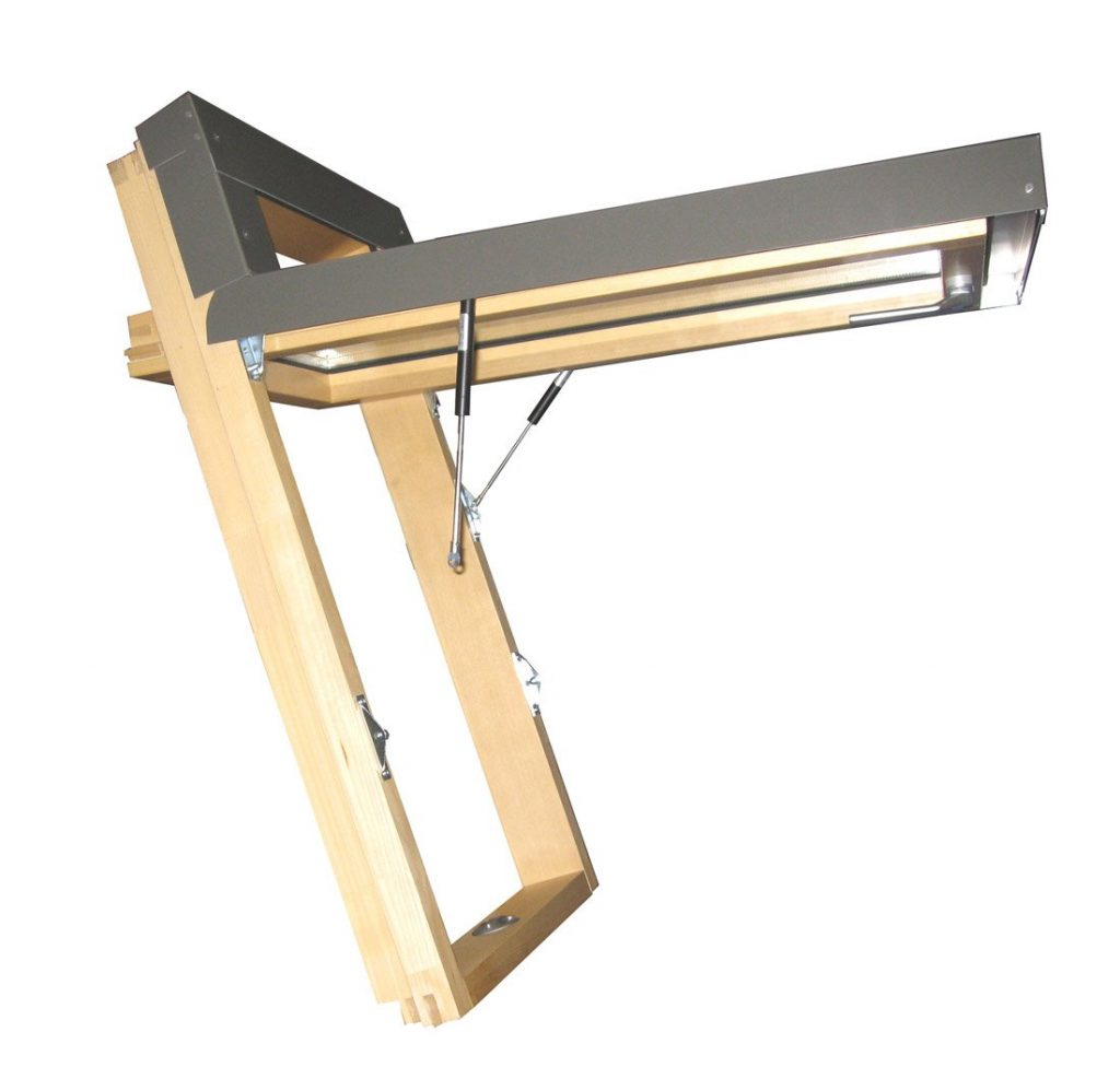 Uscita tetto axel for Lucernari da tetto